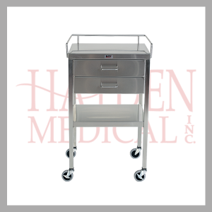 Double Drawer Utility Table hcm521