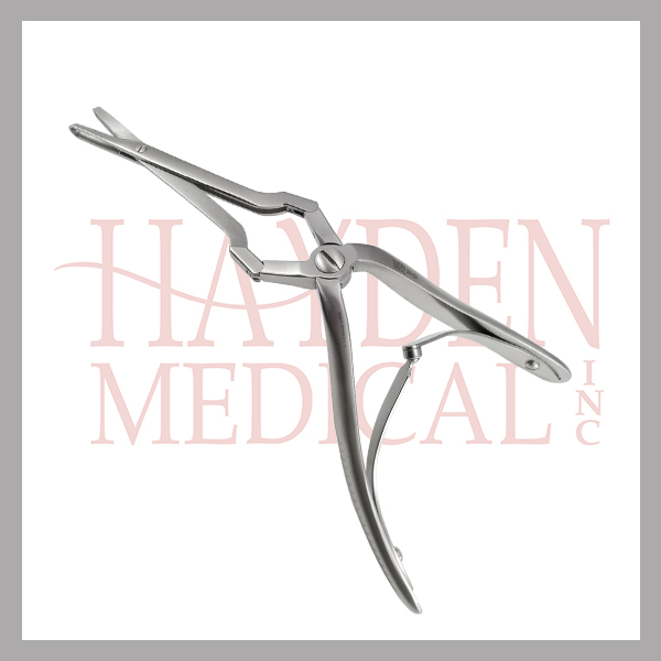 Jansen Middleton Through Cutting Forcep 13mm x 3mm
