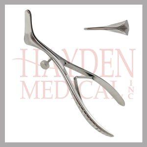 Hayden Rhinoplasty Nasal Speculum (Tebbetts-Style Nasal Speculum)
