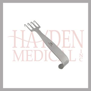 210-731-Maxwell-Flap-Retractor-4-10cm-4-sharp-prongs-78-2.2cm-wide-front-grip