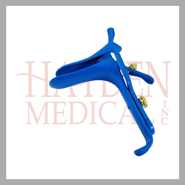 L315-400C-Graves-Wide-Vu-LLETZ-Speculum-w_-disposable-straw-connection-small-3-1_2_-x-1-1_4_-4cm-opening-NON-CONDUCTIVE