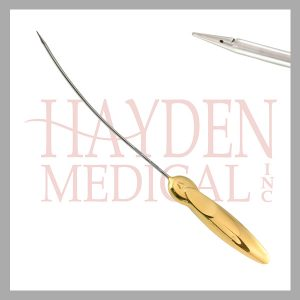 254-009-Subfascial-Helical-needle-Type-III-Long