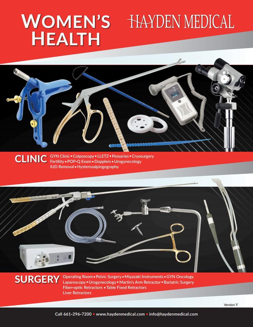 Womens Health Catalog